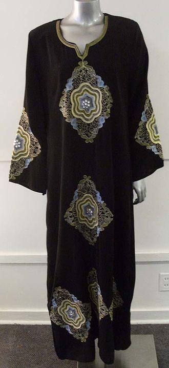 Types of hijab - Image: Islamic Clothing Abaya