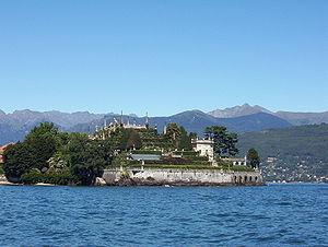 Isola Bella (Lago Maggiore) - Image: Isola Bella giardini