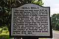 Isola Bella Historical Marker.JPG