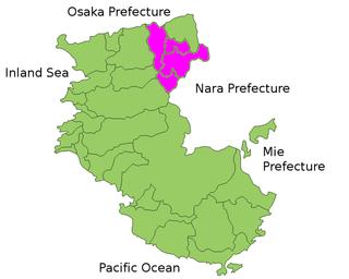 Ito District, Wakayama district of Japan
