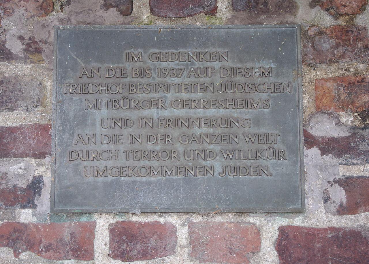 Jüdischer Friedhof (Kaiserswerth) 31.01.2011 13-17-02.JPG