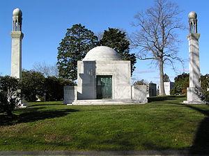 J. Gordon Edwards - The tomb of J. Gordon Edwards