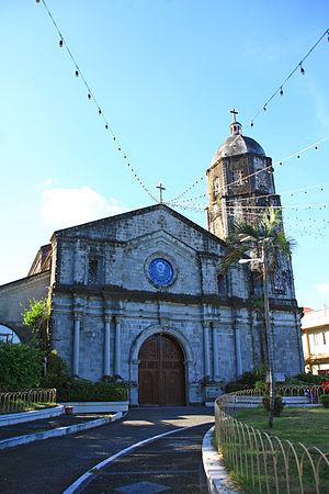 Santa Catalina de Alejandria Church (Porac) - Image: JC Porac 13