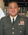 JGSDF General Toshiya Okabe 岡部俊哉陸将 (170523-A-XX123-001 Trilateral Engagement Between US, Republic of Korea, and Japanese Senior Army Leaders).jpg