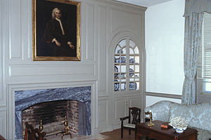 John Dickinson House - Interior