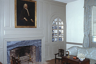 John Dickinson House - Interior