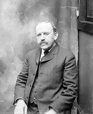 Jack Sheridan (umpire) - Sheridan in 1901