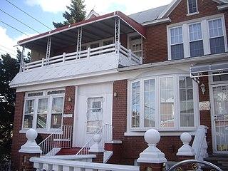 Jackie Robinson House United States historic place