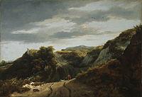 Jacob van Ruisdael - Dunes.jpg