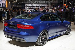 Jaguar Land Rover press conference, 2014 Paris Motor Show 51.jpg