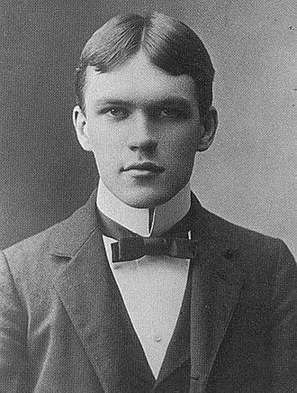 James Branch Cabell - Cabell in 1893 at age 14.