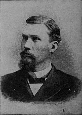 James B. Cranfill - Image: James Cranfill