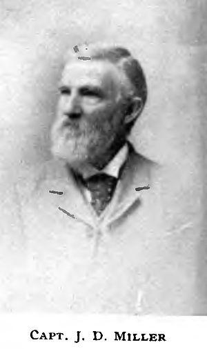 James D. Miller - Image: James D. Miller (steamboat captain)