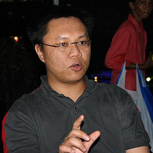 James Seng - James Seng in 2005