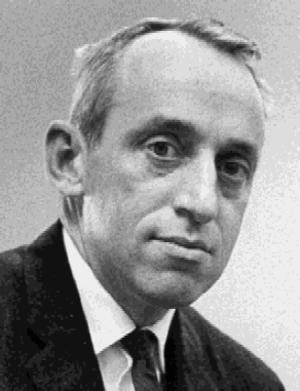 James Tobin - Tobin in 1962
