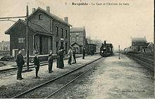 Centre Ville Raismes Ensuete