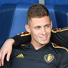 Januzaj and Hazard (cropped) 2.jpg