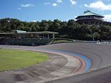 Japan cycle sports center, 400m, 20110919.jpg
