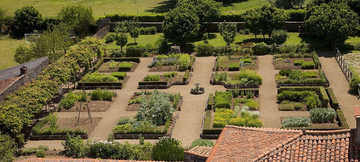 Liste des jardins d'inspiration médiévale — Wikipédia