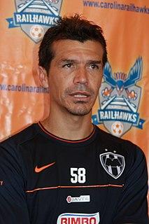 Jared Borgetti Mexican footballer
