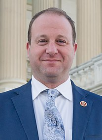 Jared Polis 43rd Governor of Colorado