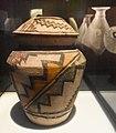 Jarra policromada de la Edad del Bronce (Shahr-i Sokhta, Irán) - MARQ.jpg
