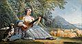 Jean-Baptiste Huet Hirtenmädchen mit Laute.jpg