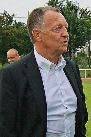 Jean-Michel Aulas - Image: Jean Michel Aulas crop