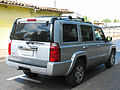Jeep Commander 4.7 Limited 2007 (13253634474).jpg