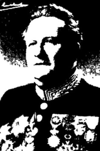 Joseph Van De Meulebroeck - Portrait of Van de Meulebroeck