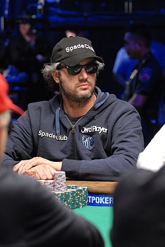 Jeff Shulman - At the 2009 World Series of Poker Main Event
