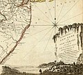 Jefferys, Thomas — The Provinces of New York, and New Jersey; with part of Pennsilvania, and the Province of Quebec – Detail Cartouche.jpg