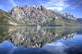 Jenny Lake Wikipedia