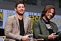 Jensen Ackles & Jared Padalecki (35416065194).jpg