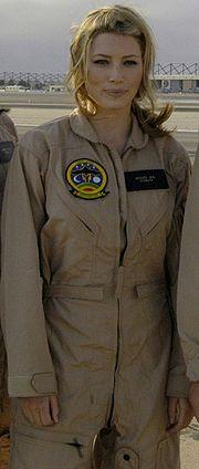 Biel on board Naval Air Station North Island, San Diego Bay, July 17, 2005