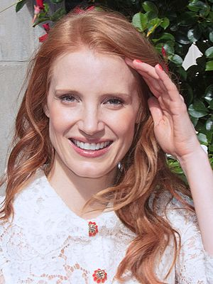 Jessica Chastain on screen and stage - Chastain at the 2013 Toronto International Film Festival