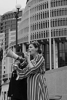 Jessica Hammond Politician from New Zealand