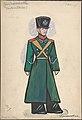 "Jeune homme noble. Design for Stravinsky's ballet ""Petrouchka"" produced at the Metropolitan Opera, 1924-1931 MET DP804819.jpg"