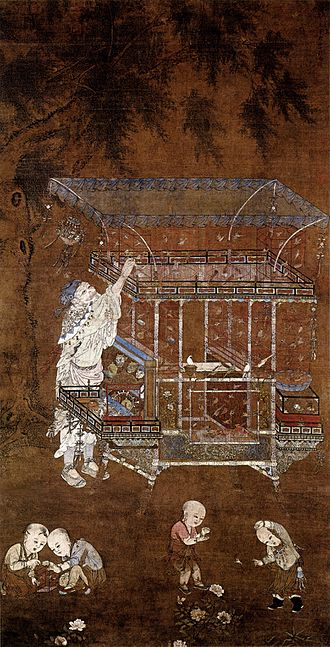 Personal selling - Ji Sheng-Peddler, 13th Century China