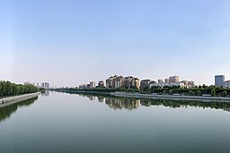 Jialu River in Zhongmu County 20200907.jpg