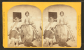 Jicarilla brave and squaw, lately wedded. Abiquiu Agency, New Mexico, by O'Sullivan, Timothy H., 1840-1882 4.png