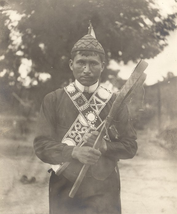 Jim Tubby, Mississippi Choctaw, ca. 1867-1935