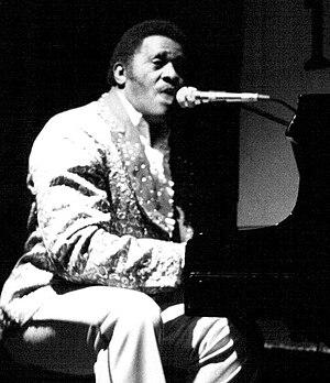 Jimmy McCracklin -  Jimmy McCracklin in 1981