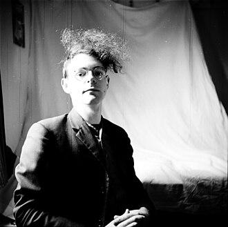 James Gardner (musician) - James Gardner during his tenure in The Umbrella