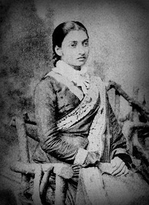 Jnanadanandini Devi - Image: Jnanadanandini Devi