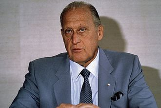 João Havelange - Havelange in 1982, during his presidency of FIFA.