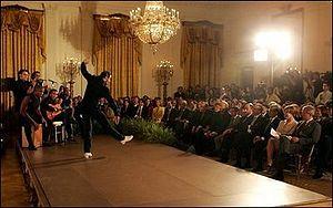 Joaquín Cortés - Image: Joaquin Cortes performs at the White House