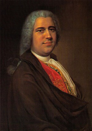 Johann Adolph Hasse - Johann Adolph Hasse in 1740, painted by Balthasar Denner