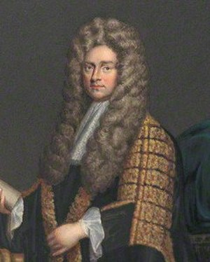2nd Parliament of Queen Anne - John Smith, Speaker