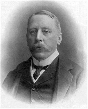 John Alexander Fuller Maitland - Fuller Maitland, circa 1910